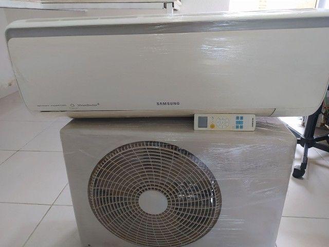 Samsung inverter 9000 btus - Foto 2