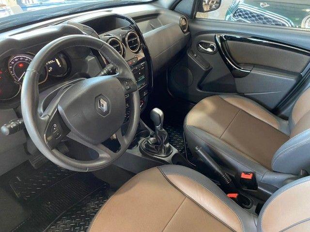 """Renault Duster GoPro 1.6 Aut 2020."""" Impecável e Completíssima."""" - Foto 5"""