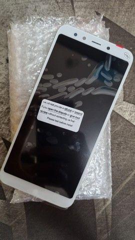 Tela Touch + Display LCD Xiaomi MI A2 c/ Frame e Borda Branca [Novo e Original]