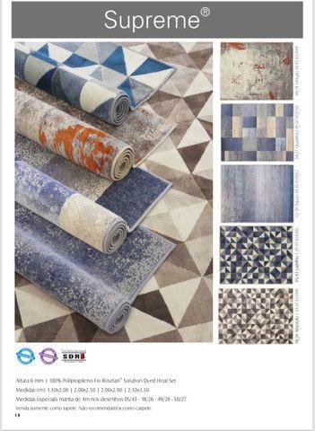 tapete são carlos Novo direto da Fábrica com Garantia  - Foto 2