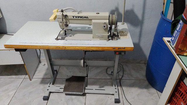 Máquina de Costura Industrial TYPICAL