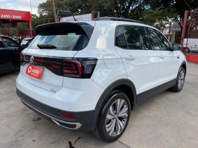 VW T-Cross comfortline Pacote premium 2020 - Foto 8