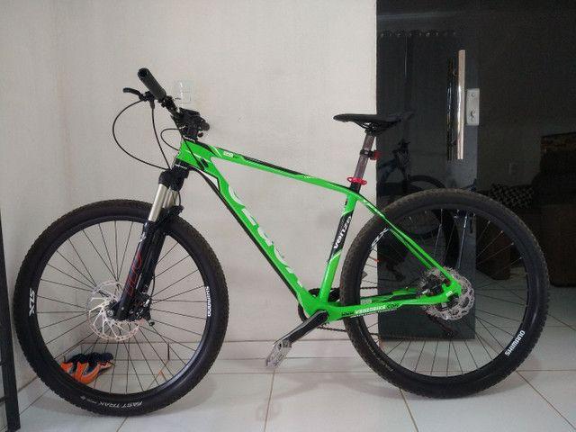 Bike aro 29 venzo x-blaze eno carbono  valor 9.000