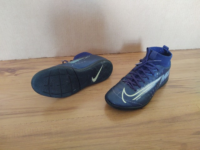 Chuteira Futsal Nike Mercurial Superfly 7 Academy Infantil - Foto 3