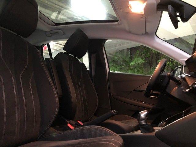 Peugeot 208 Griffe 1.6 Aut 2021 - Negociação Diogo Lucena 9-9-8-2-4-4-7-8-7 - Foto 6