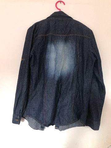 Camisa jeans - Foto 3