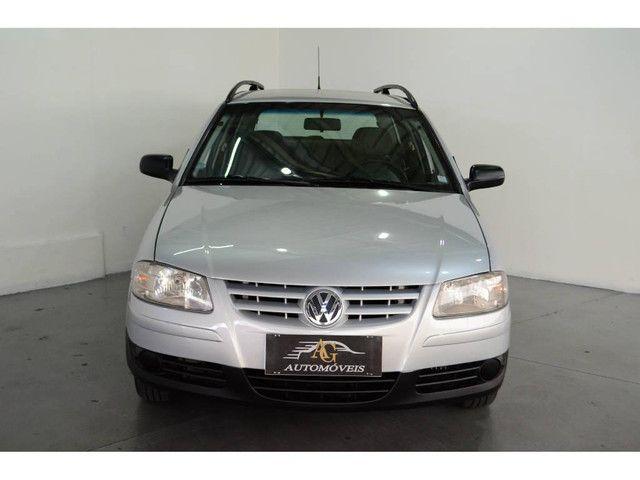 Volkswagen Parati 1.6 Mi Plus Total Flex  8V 4p - Foto 2