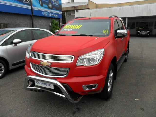 CHEVROLET S10 PICK-UP LTZ 2.4 F.POWER 4X2 CD 2013 MANUAL