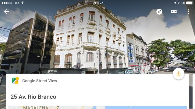 Prédio Comercial na Av. Rio Branco, próximo ao Marco Zero
