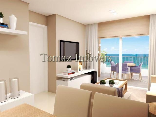 Apartamento com vista para o mar, ótimas áreas comuns, no centro de Imbituba/SC - Foto 13