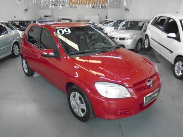 Gm - Chevrolet Celta Completo Financio 100%