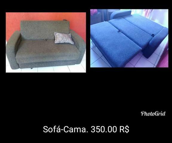 Vende-se sofá-Cama