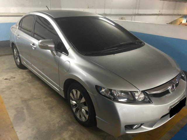 Honda Civic Lxs 1.8 2011