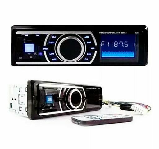 Som Automotivo Rádio MP3 Player RayX