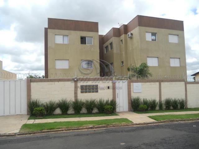 Apartamento à venda com 1 dormitórios em Jardim nova aparecida, Jaboticabal cod:V3991