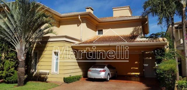 Casa de condomínio à venda com 4 dormitórios em Jardim botanico, Ribeirao preto cod:V18005