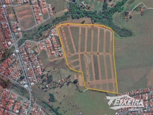 Terreno à venda em Esplanada primo menegheti, Franca cod:5844