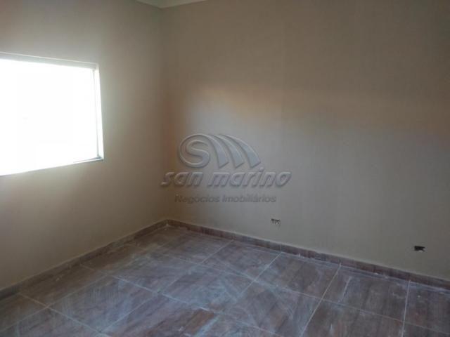 Casa à venda com 2 dormitórios em Parque das araras, Jaboticabal cod:V4263 - Foto 5