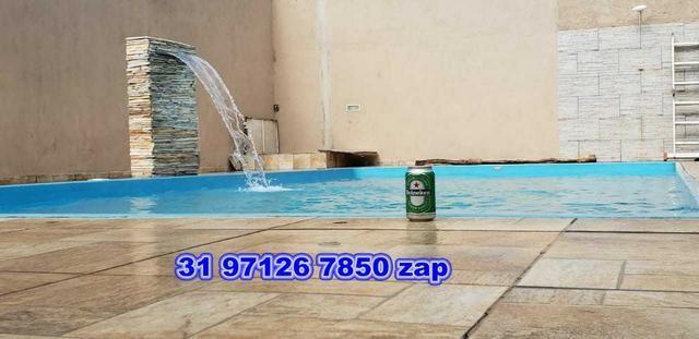 Lindo sítio com piscina,pomar,murado,casa colonial,250 mil - Foto 11
