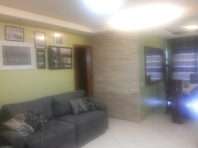 Maracana, 02 dormitórios reformadíssimo e vaga de garagem escriturada - Foto 8