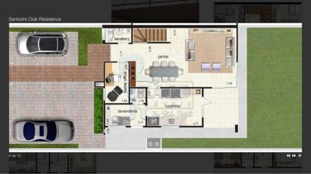 Casa de condomínio à venda com 4 dormitórios cod:V107954 - Foto 15