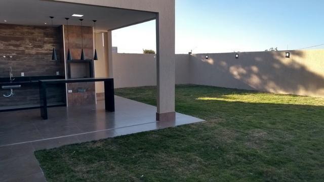 Samuel Pereira oferece: Casa 3 Quartos Nova Moderna Sobradinho Churrasqueira Condomínio - Foto 20