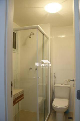 Apartamento com 2 dormitórios à venda, 90 m² por r$ 523.000 - royal park - são josé dos ca - Foto 13