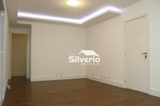 Apartamento com 2 dormitórios à venda, 90 m² por r$ 523.000 - royal park - são josé dos ca - Foto 14