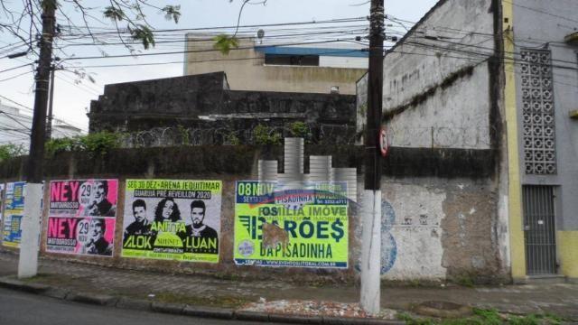 Terreno à venda, 420 m² por R$ 750.000,00 - Vila Matias - Santos/SP - Foto 5