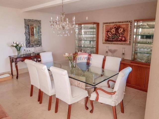 Casa com 4 dormitórios à venda, 400 m² por r$ 890.000 - capim macio - natal/rn - Foto 12