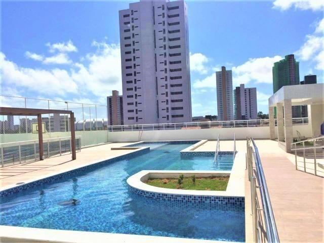 Excelente apartamento com 3 suítes em lagoa nova - Foto 7