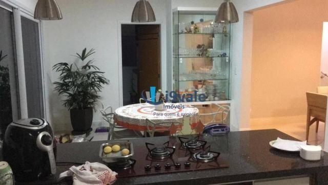 Casa com 5 dormitórios à venda, 360 m² - condomínio parque vale dos lagos - jacareí/sp - Foto 11
