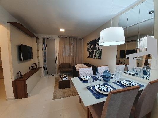 Casa 45 m ² com 2 Quartos Condomínio Residencial Happy M.C.M.V - Foto 2