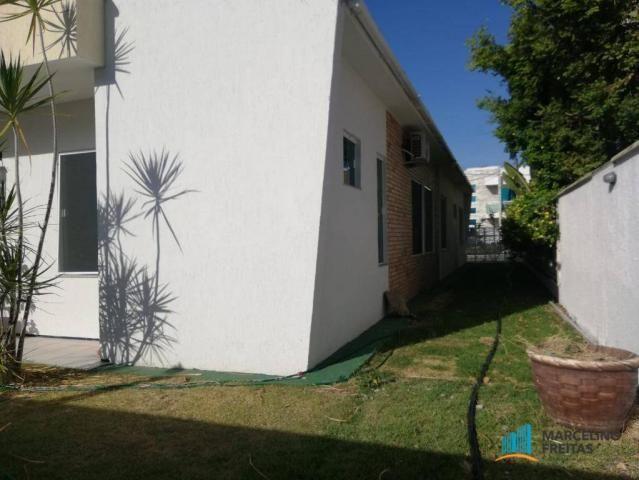 Casa com 4 dormitórios para alugar, 220 m² por r$ 3.509,00/mês - eusébio - eusébio/ce - Foto 2
