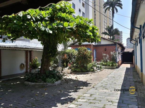Terreno à venda, 1238 m² por r$ 5.600.000,00 - centro - são vicente/sp - Foto 10