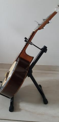 Banjo Dell Vecchio IMPECÁVEL - Foto 2