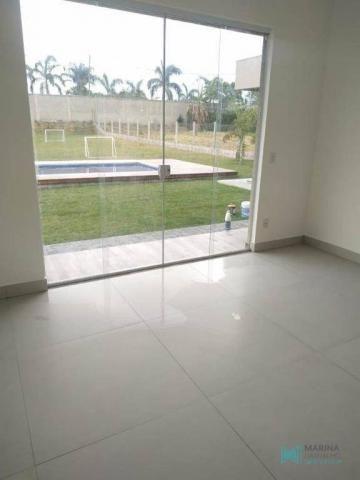 Casa com 2 dormitórios à venda, 242 m² por r$ 1.200.000 - condomínio veredas da lagoa - la - Foto 10