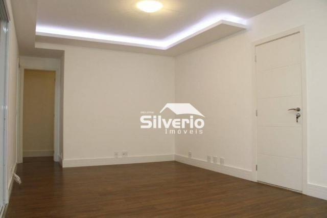 Apartamento com 2 dormitórios à venda, 90 m² por r$ 523.000 - royal park - são josé dos ca - Foto 20
