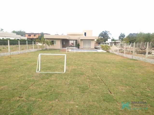 Casa com 2 dormitórios à venda, 242 m² por r$ 1.200.000 - condomínio veredas da lagoa - la - Foto 20