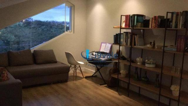 Casa com 5 dormitórios à venda, 360 m² - condomínio parque vale dos lagos - jacareí/sp - Foto 10