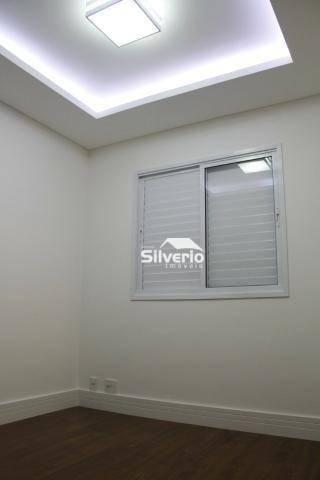 Apartamento com 2 dormitórios à venda, 90 m² por r$ 523.000 - royal park - são josé dos ca - Foto 12