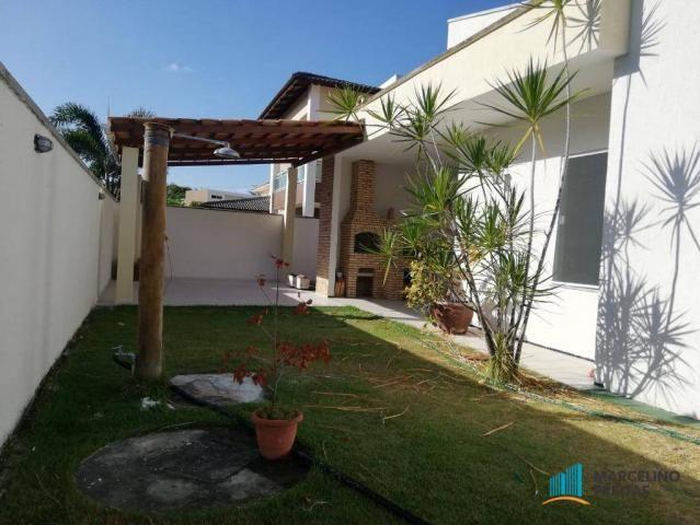 Casa com 4 dormitórios para alugar, 220 m² por r$ 3.509,00/mês - eusébio - eusébio/ce - Foto 3