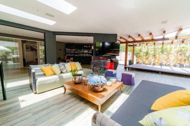 Mansões itaipu vendo linda casa 4 suites, 600m² lote 2500m² - Foto 2