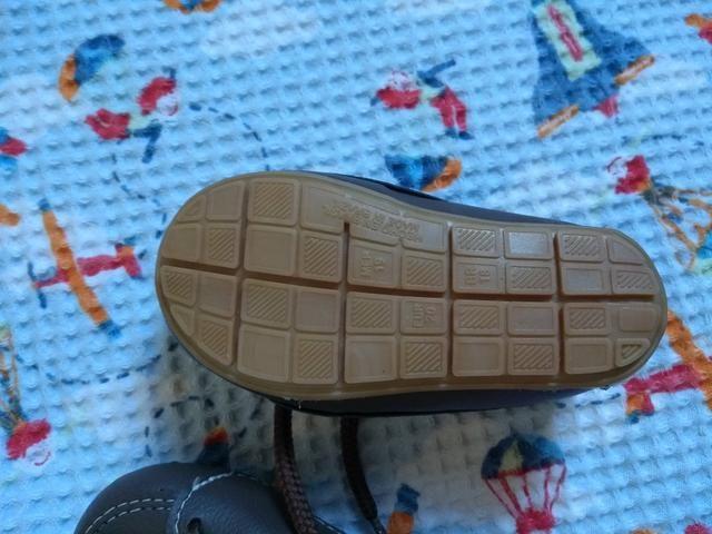 Sapato bebê tamanho 18 - Foto 2