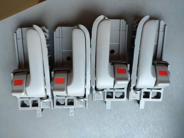 Puxadores da porta internos Corolla e Hilux