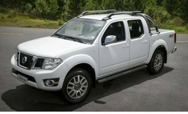 Nissan frontier só 2016-17
