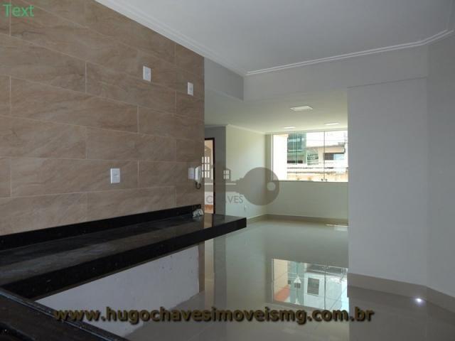 Apartamento à venda com 3 dormitórios em Santa matilde, Conselheiro lafaiete cod:2109