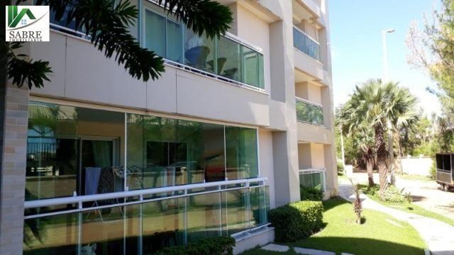 Apartamento beira mar 2 quartos fortaleza-ce. riviera beach place - Foto 17