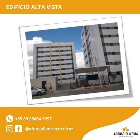 Alugo - Apartamento no Edifício Alta Vista com 2 quartos