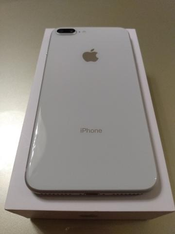 Iphone 8 Plus Silver 64Gb - Foto 3